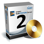 SUBNET SubSTATION Server 2