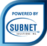 Power by SUBNET Solutions Inc.